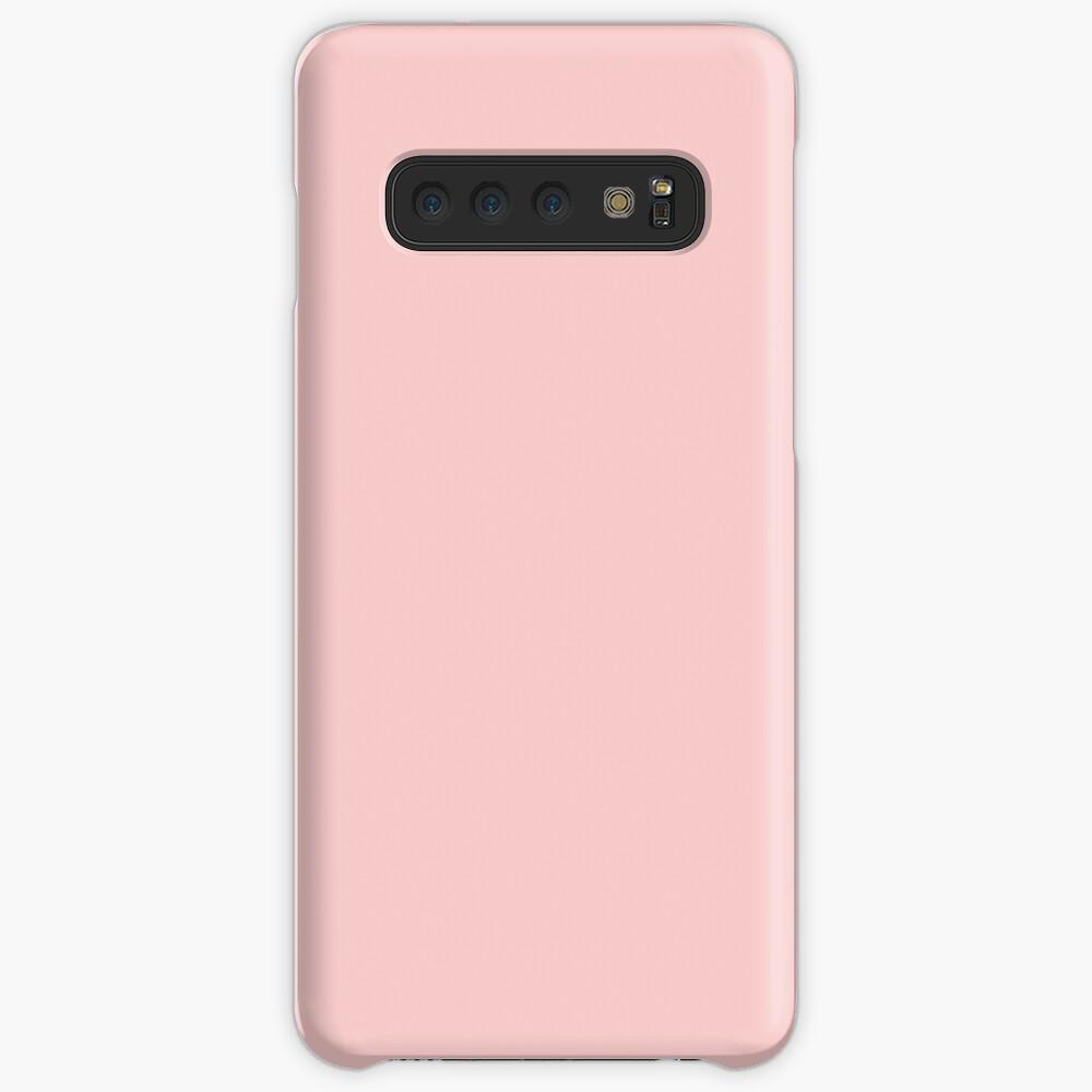 Rose Quartz 13-1520 TCX   Pantone Color of the Year 2016   Pantone   Color Trends   Solid Colors   Fashion Colors   Samsung Galaxy Snap Case