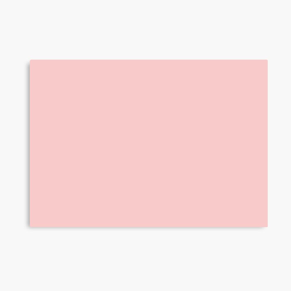 Rose Quartz 13-1520 TCX | Pantone Color of the Year 2016 | Pantone | Color Trends | Solid Colors | Fashion Colors | Canvas Print