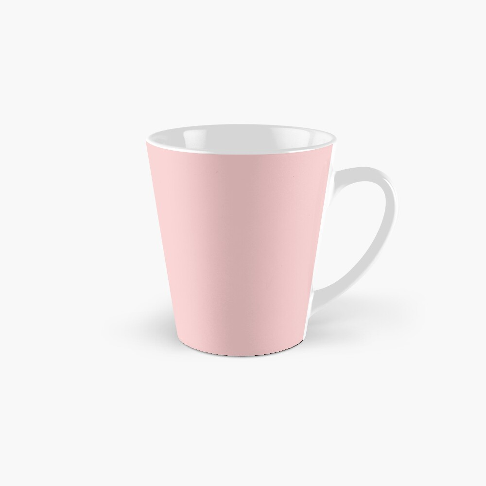 Rose Quartz 13-1520 TCX | Pantone Color of the Year 2016 | Pantone | Color Trends | Solid Colors | Fashion Colors | Tall Mug