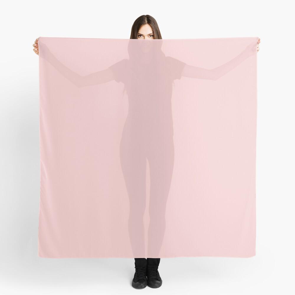 Rose Quartz 13-1520 TCX | Pantone Color of the Year 2016 | Pantone | Color Trends | Solid Colors | Fashion Colors | Scarf