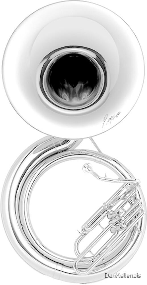 Silver Sousa by DanKellenais