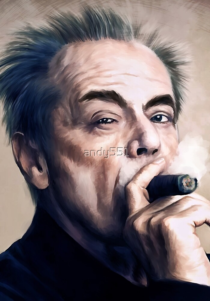 Jack Nicholson 2 by andy551