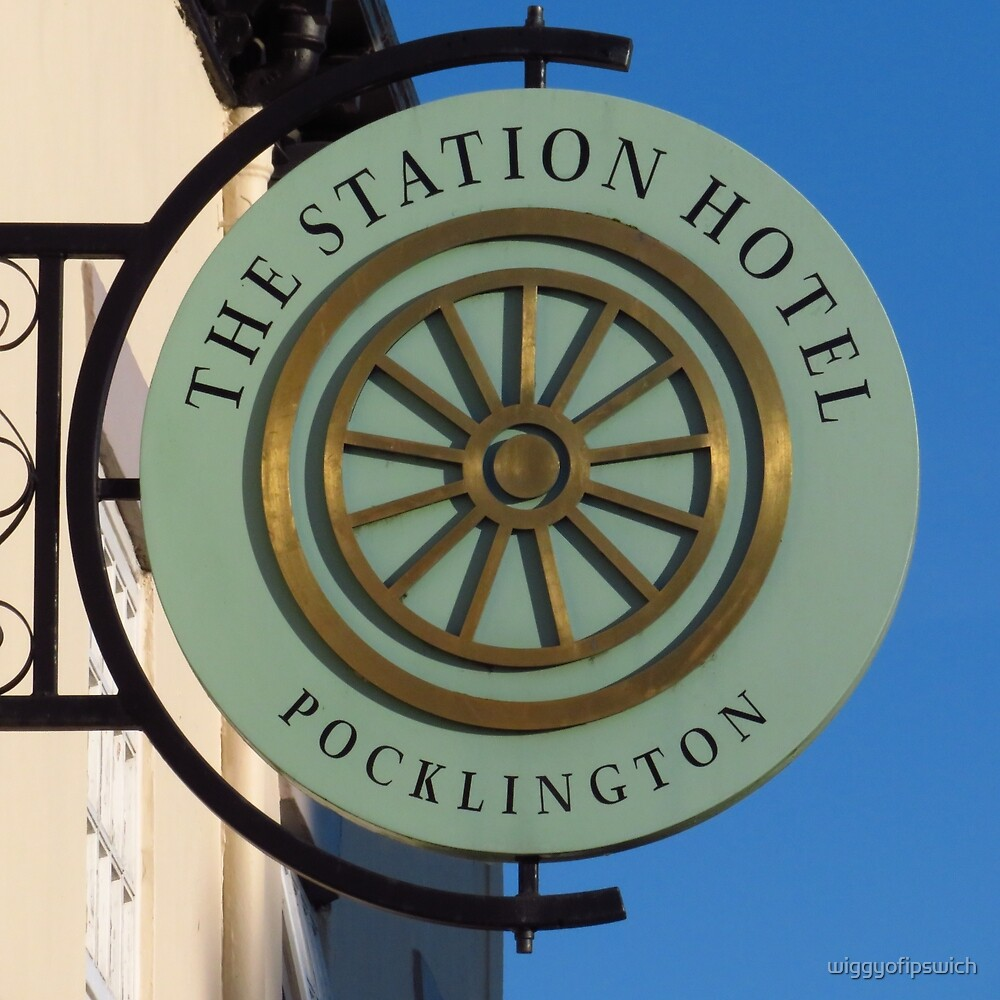 The Station Hotel, Pocklington by wiggyofipswich