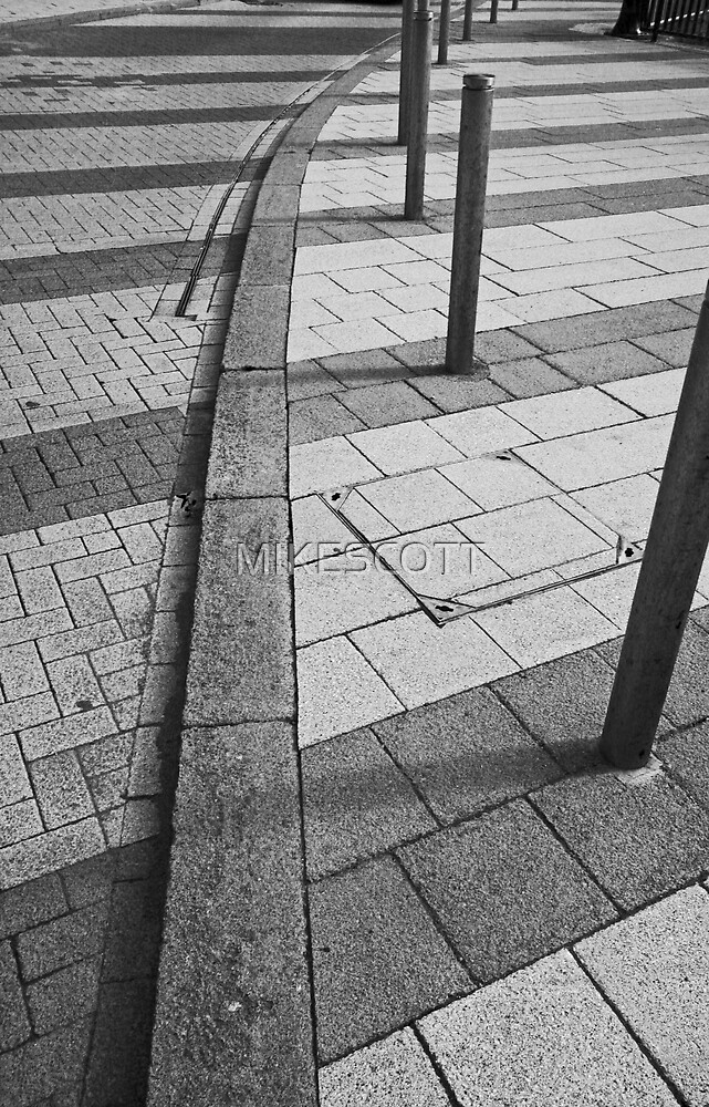 PATTERNED PAVEMENT by MIKESCOTT