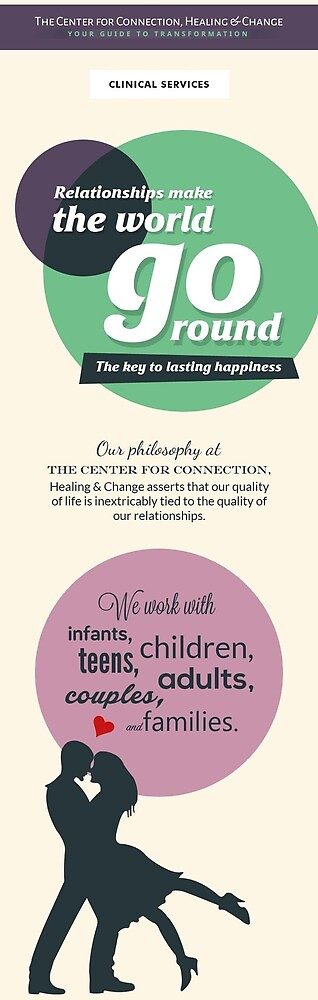 Best  Clinical Services by The Center for Connection, Healing & Change by The Center for  Connection