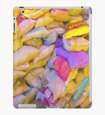 Bags of sand in Marrakech iPad Case/Skin