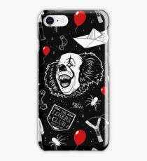 Welcome To Derry! iPhone Case/Skin