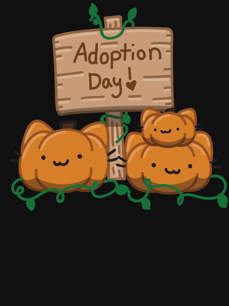 Adopt a pumpkin kitty day by BountifulBean