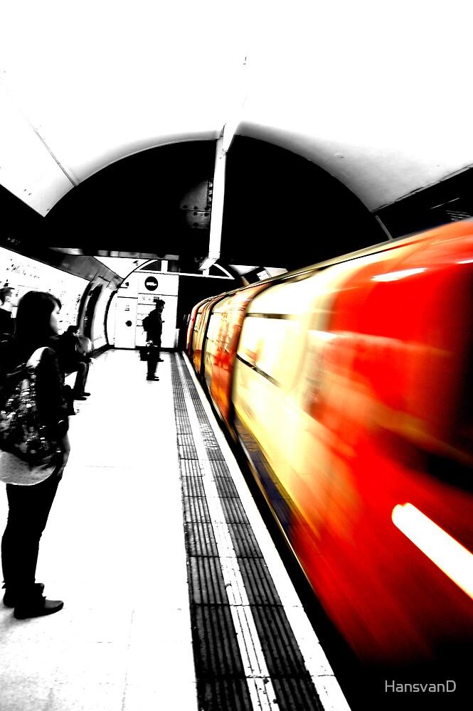 Subway by HansvanD