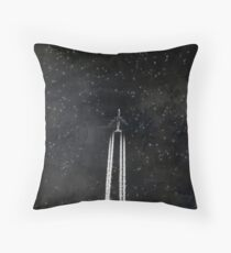 StarFlight Throw Pillow