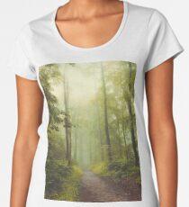 Long Forest Walk Women's Premium T-Shirt