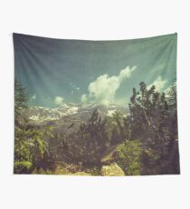 Italian Mountains Wall Tapestry