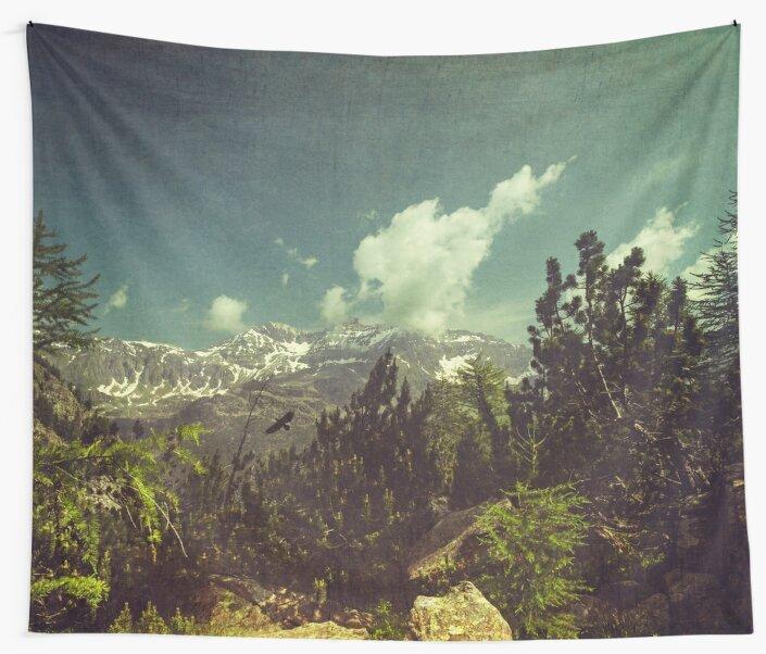 Italian Mountains by Dirk Wuestenhagen