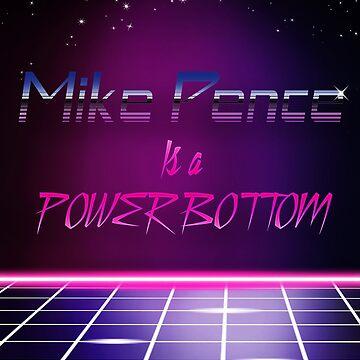 Pence is a power bottom by Blue-EyedBeastG