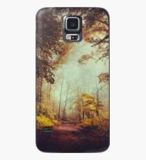 silent forest Case/Skin for Samsung Galaxy