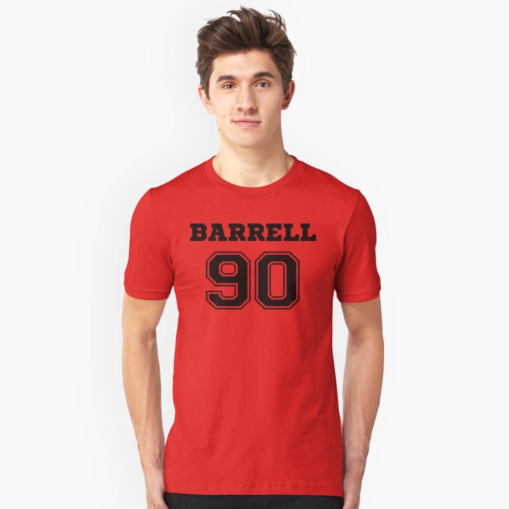 Barrell 90 [BLK} Unisex T-Shirt Front