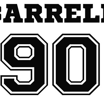 Barrell 90 [BLK} by Kait808