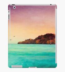 Glowing Mediterran iPad Case/Skin