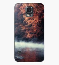 Nature*s Mirror - Fall at the River Case/Skin for Samsung Galaxy