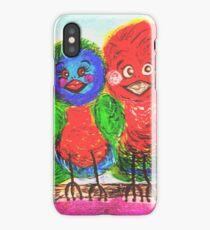 A Birds Best Friend iPhone Case/Skin
