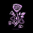 Rosen und Herzen Design (3510 Ansichten) von aldona