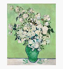 Van Gogh, Roses, 1890 Photographic Print