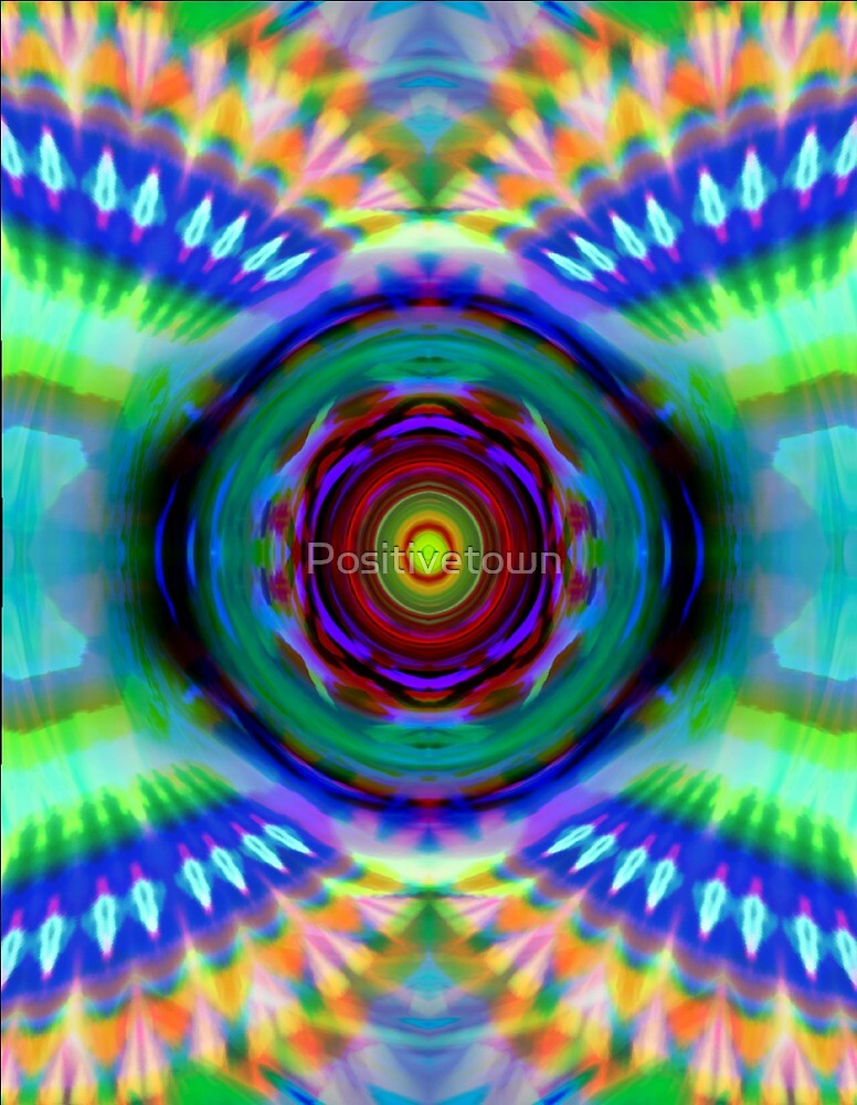 DREAMCOLOR KALEIDOSCOPE by Positivetown