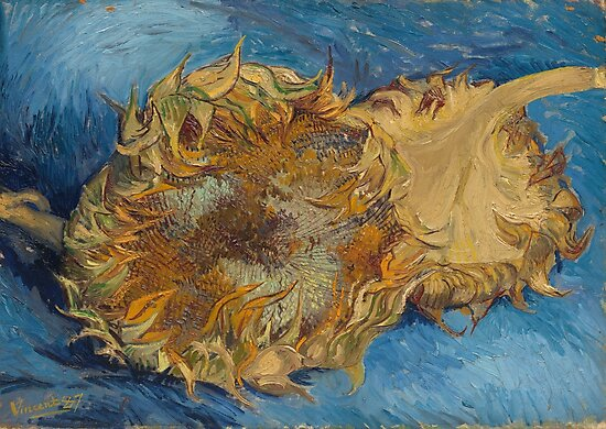 Van Gogh, Sunflowers, 1887 by fineearth