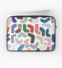 Socks collection Laptop Sleeve