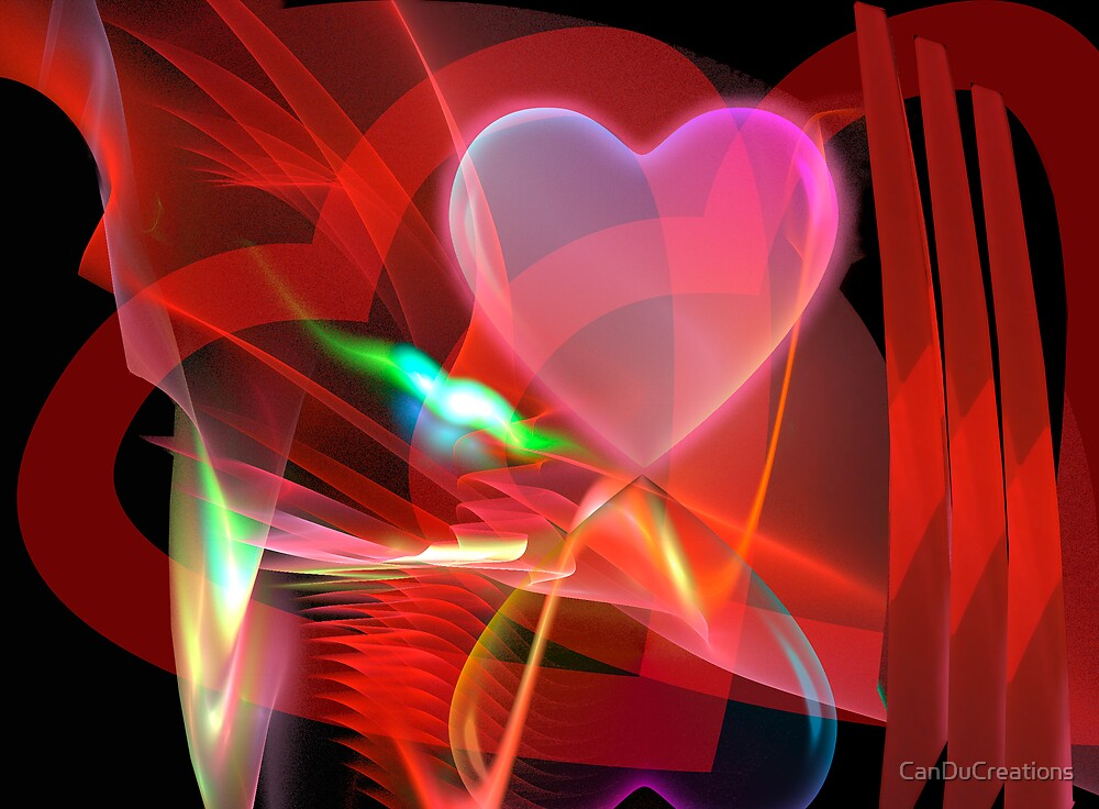 Love reflections by CanDuCreations
