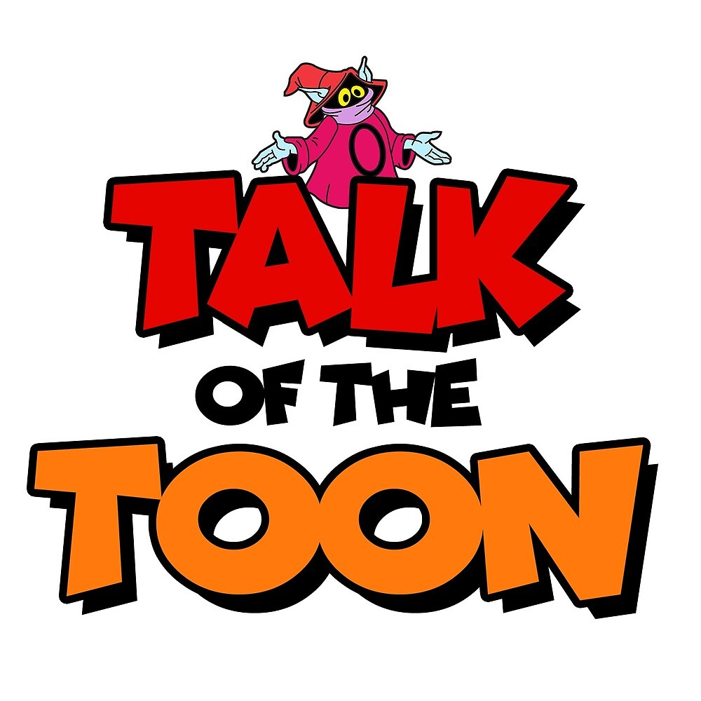 Talk of the Toon Podcast Swag by barryhutchison