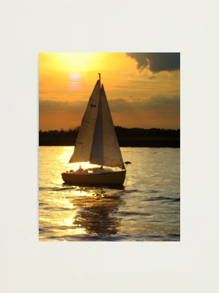 Alternate view of The Port of Heaven Photographic Print