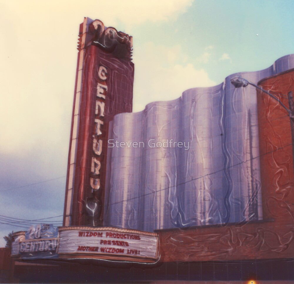 20th Century Theatre by Steven Godfrey