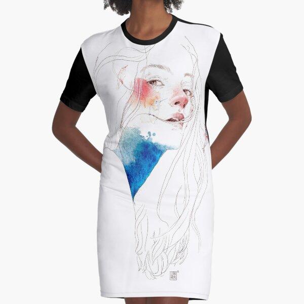 GEA Graphic T-Shirt Dress