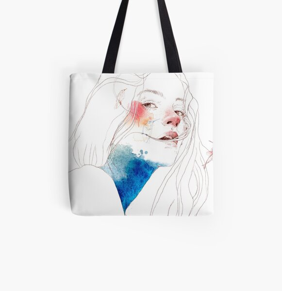 GEA All Over Print Tote Bag