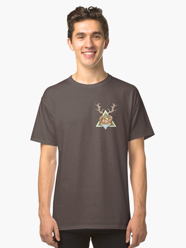Oktoberfest - Bavarian Classic T-Shirt Front