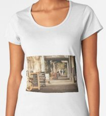 Rathdowne Street, Carlton Women's Premium T-Shirt