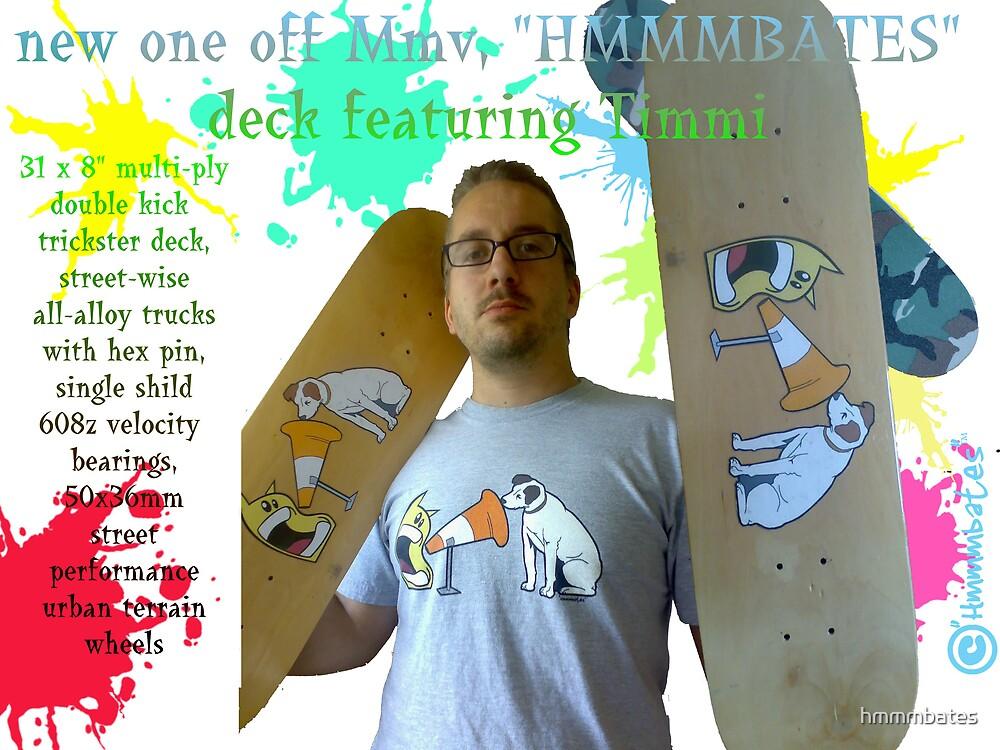 mmv deck  by hmmmbates