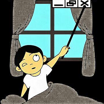 the window by KasandraAllen77