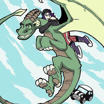 Dragon Days by Larra