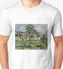 Paul Cézanne - Banks of the Marne (1888) T-Shirt