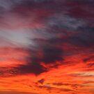 Sunset Sky - Glenelg by AngieBel