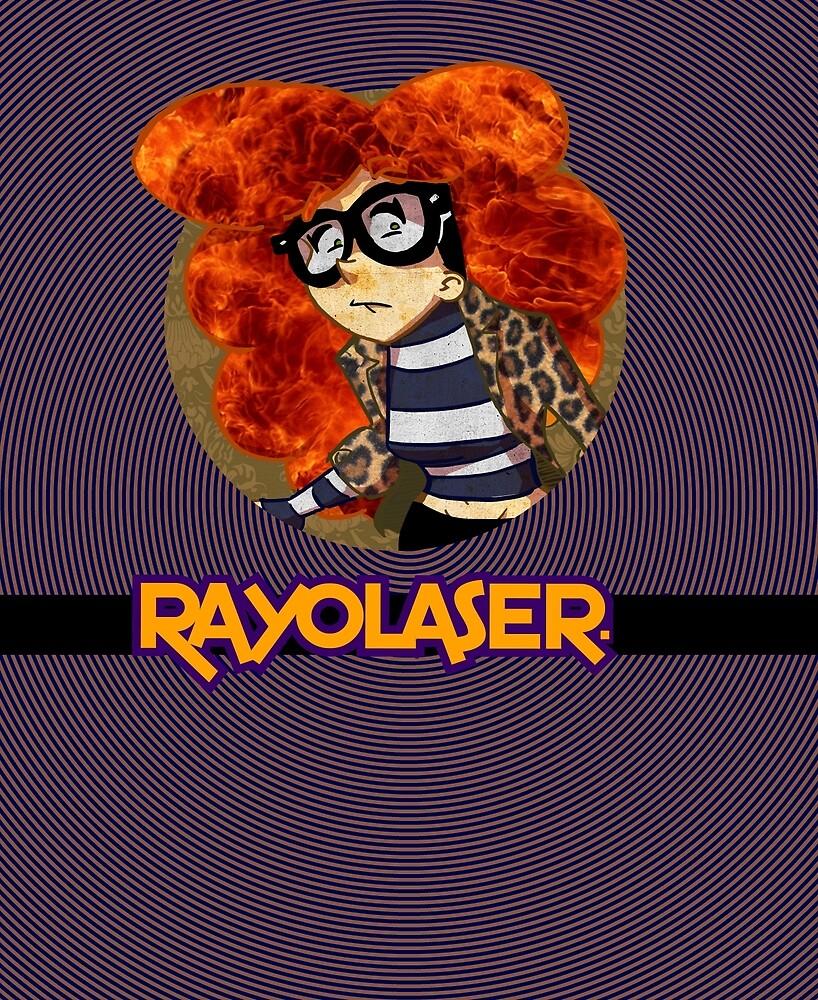 Rayolaser II by Larra