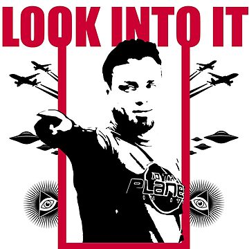 Eddie Bravo: LOOK INTO IT by Severitas
