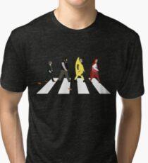 Bottom (Terror) Tri-blend T-Shirt