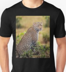 Young male African Leopard T-Shirt