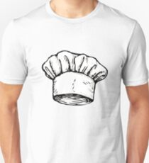Funny Chef  Costime  Gift For Chef in The Kitchen T-Shirt