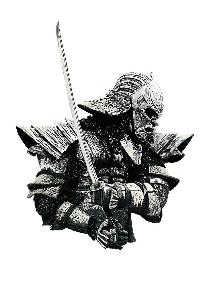 Samurai Warrior by MakanIndo