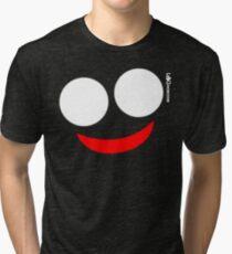 Log Horizon - Villain in Glasses Tri-blend T-Shirt