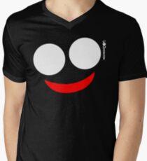 Log Horizon - Villain in Glasses Men's V-Neck T-Shirt